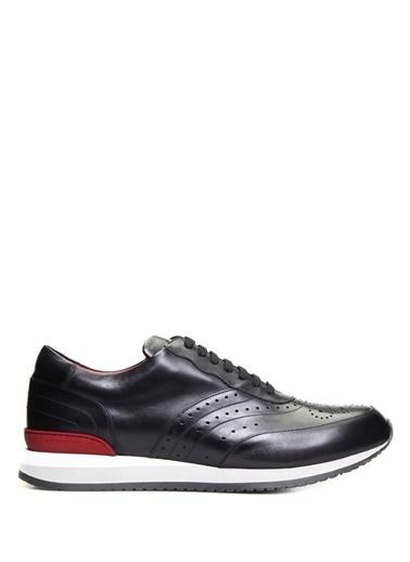 Moreschi Lifestyle Ayakkabı Siyah